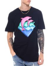Pink Dolphin - NOS WAVES TEE-2563514
