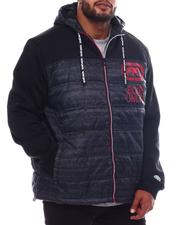 Ecko - Heads Up Hybrid Jacket (B&T)-2562617