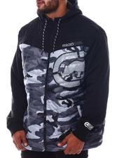 Ecko - On Repeat Hybrid Jacket (B&T)-2562627