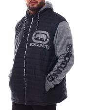 Ecko - Zip Me Up Hybrid Jacket (B&T)-2562652