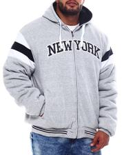 Buyers Picks - New York Padded & Hooded Zip Up Jacket (B&T)-2562785