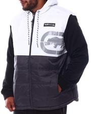 Ecko - Blocked Out Hybrid Jacket (B&T)-2562647