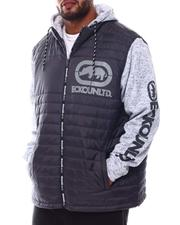Ecko - Zip Me Up Hybrid Jacket (B&T)-2562662