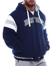 Buyers Picks - New York Padded & Hooded Zip Up Jacket (B&T)-2562794