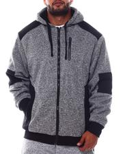 Buyers Picks - Sherpa Lined Zip Up Hoodie (B&T)-2562844