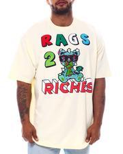 Makobi - Rags 2 Riches Short Sleeve T-Shirt (B&T)-2564514