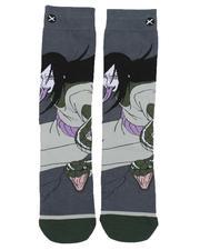 Socks - Orochimaru Crew Socks-2558783