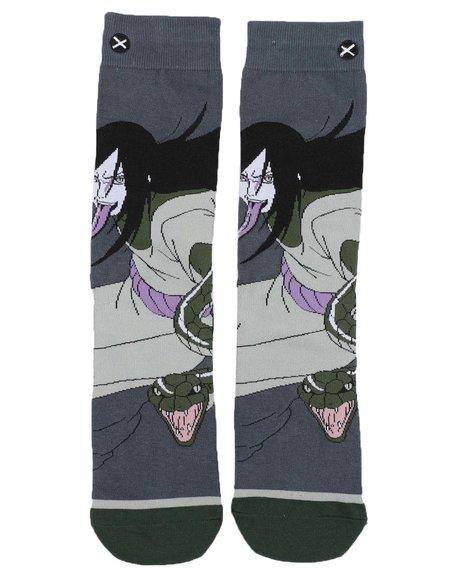 ODD SOX - Orochimaru Crew Socks