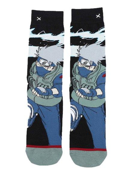 ODD SOX - Kakashi Crew Socks