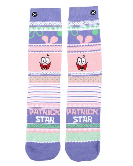 ODD SOX - Patrick Sweater Crew Socks