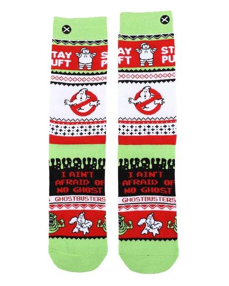 ODD SOX - Ghostbusters Sweater Crew Socks