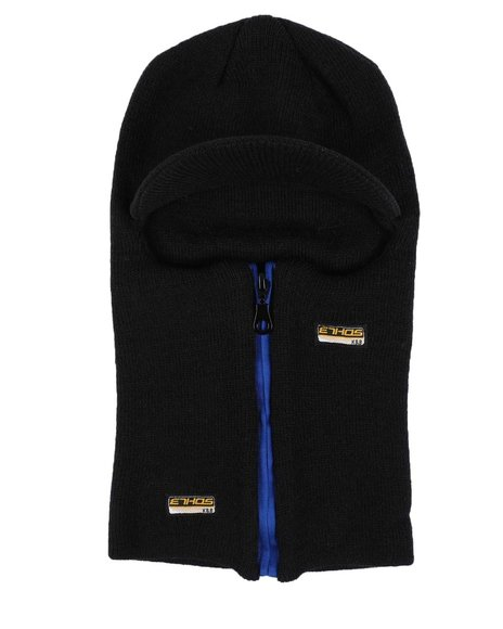 Buyers Picks - Zip Up Face Covering