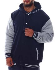 Buyers Picks - Varsity Hooded Jacket (B&T)-2562860