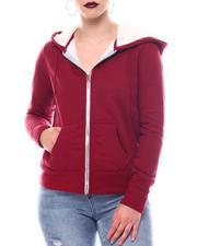 Fashion Lab - Sherpa Lined Hoodie-2566037