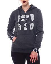 Ecko Red - Ecko Over Sherpa Hoodie-2566299