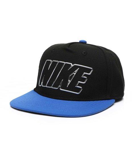 Nike - Crystal Club Flat Brim Hat (4-7)