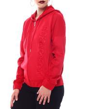 Ecko Red - Ecko Scuba Zip Up Hoody-2566375