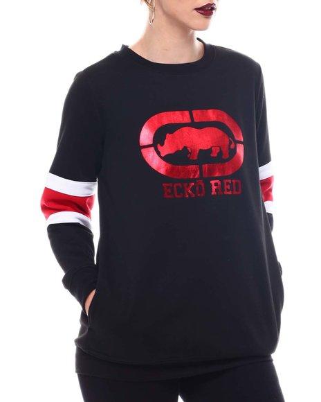 Ecko Red - Ecko Pop Over Oversize Sweater Shirt