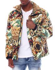 Light Jackets - King Bling Jewelry Jacket-2565743