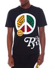 Black Pyramid - Peace Shirt-2567381