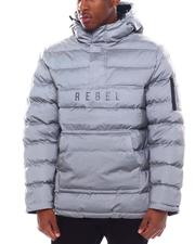 Light Jackets - Bubble Anorak Jacket-2565761