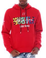 SWITCH - Hustle Cheetah Embroidered Hoodie-2566818