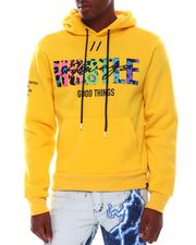 SWITCH - Hustle Cheetah Embroidered Hoodie-2566857
