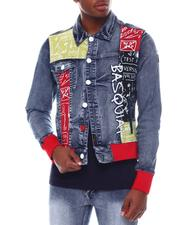 Reason - Basquiat JMB Denim Jacket-2565665