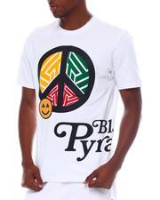 Black Pyramid - Peace Shirt-2567369