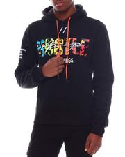 SWITCH - Hustle Cheetah Embroidered Hoodie-2566840