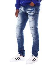 Jeans & Pants - Ripple Knee Moto Jean-2566846