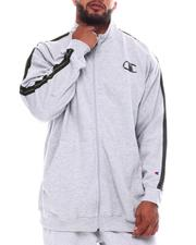 Light Jackets - Full Zip Fleece Jacket (B&T)-2558435