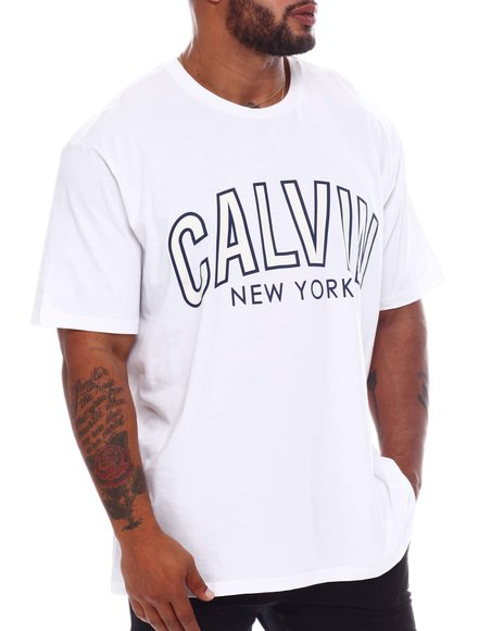 Calvin Klein - Outlined Print T-Shirt (B&T)