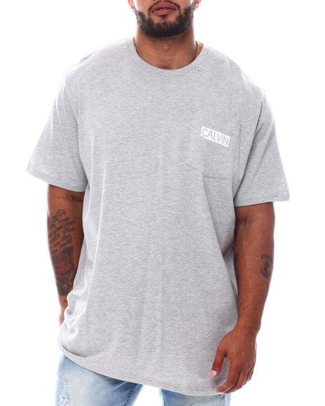 Calvin Klein - Calvin Pocket Logo T-Shirt (B&T)