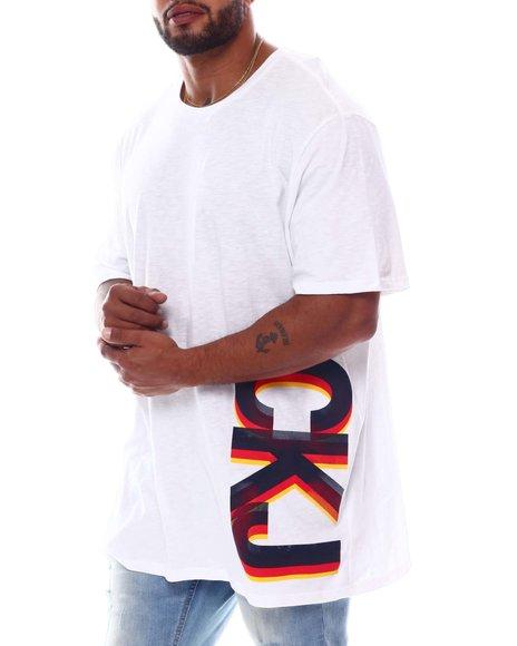 Calvin Klein - Triple Gradient T-Shirt (B&T)