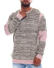 A Tiziano - Josh Colorblock Sweatshirt (B&T)-2565525