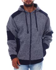 Buyers Picks - Sherpa Lined Zip Up Hoodie (B&T)-2562852
