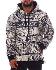 Buyers Picks - Savage Leopard Fleece Pullover (B&T)-2565465