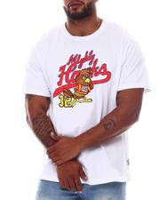 Hustle Gang - Tough Bird Knit T-Shirt (B&T)-2565487
