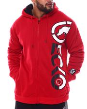 Ecko - Printed Heavy Jersey / Lined Sherpa (B&T)-2565567