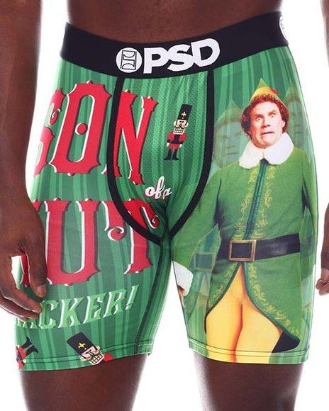 PSD UNDERWEAR - Elf Son Of A Boxer Brief