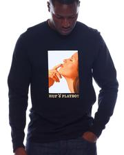 cartoons-pop-culture - PLAYBOY LUST FOR LIFE LS TEE-2566581