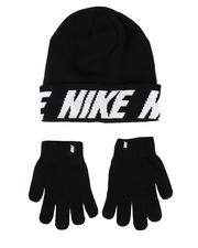 Accessories - Youth Word Mark Beanie & Gloves Set-2561938