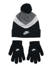 Accessories - Youth NSW Blocked Beanie & Gloves Set -2561940