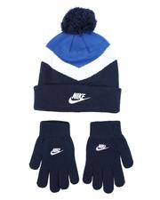 Accessories - Youth NSW Blocked Beanie & Gloves Set -2561941