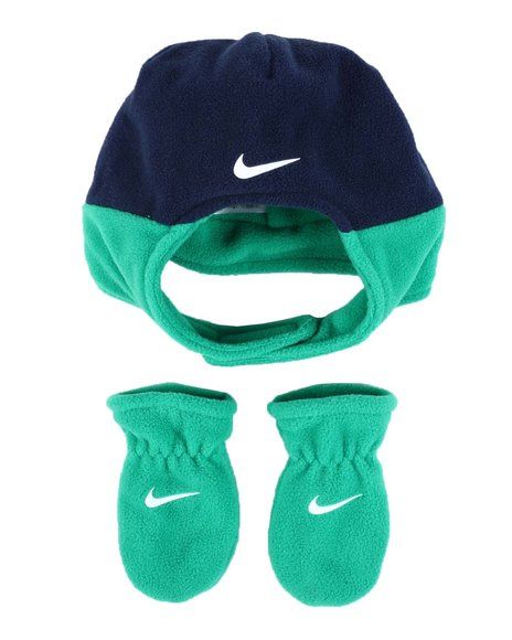 Nike - Swoosh Baby Trapper Hat (12-24Mo)