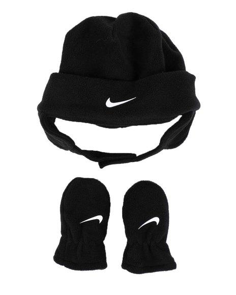 Nike - Swoosh Baby Fleece Cap (12-24Mo)
