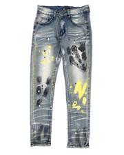 Bottoms - Paint Splatter Jeans (8-20)-2565298