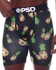 PSD UNDERWEAR - Pineapple Pizza Boxer Brief-2567450
