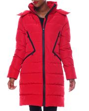 Fall-Winter - Double Zipper Long Puffer-2564805